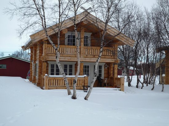 Lakselv, Norway:                   2nd cottage