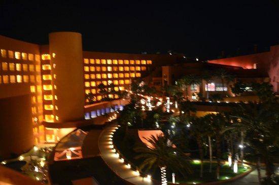 The Westin Los Cabos Resort Villas & Spa:                   Vista saliendo de la habitación