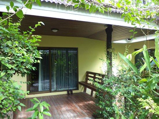 Sunda Resort:                   esterno