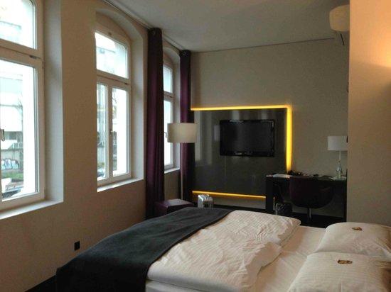 Hotel Cristall - Komfortzimmer