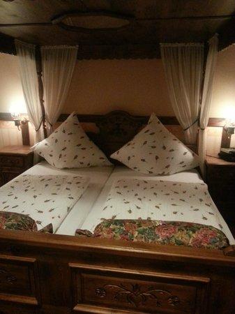 Hotel Café Restaurant Sanssouci: Lönsschlafstube