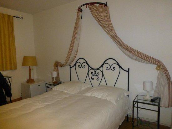 Hotel Le Patti : notre chambre