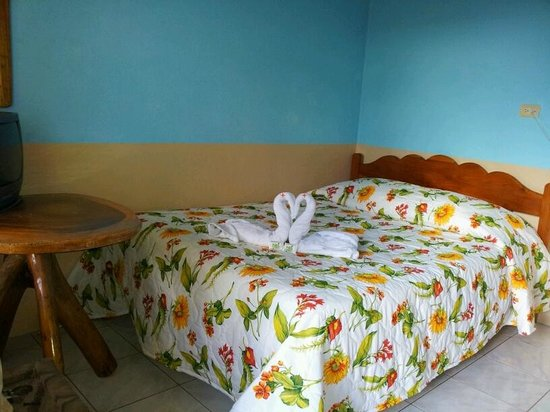 La Amistad Hotel: Single room