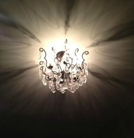 The Westin Governor Morris, Morristown :                                     LOVE this light!
