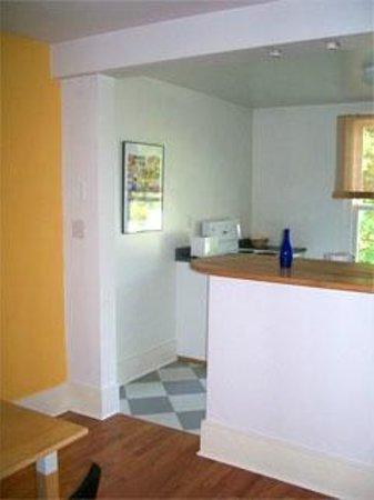 "Absolute 1000 Islands Suites: Apart-Suite "" Mapleview "" open kitchen"