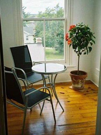 "Absolute 1000 Islands Suites: Apart -Suite "" Loft "" sun room"