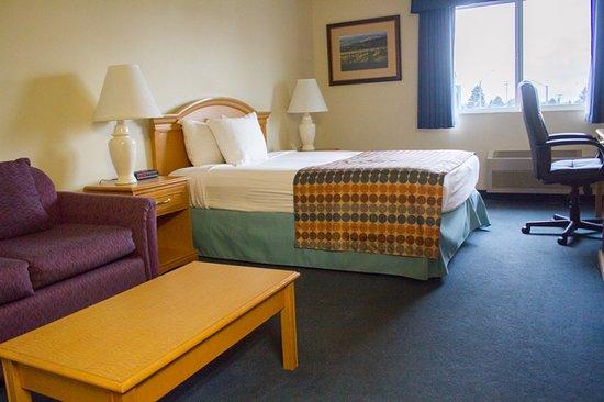 GuestHouse Vineyard Inn McMinnville: Single Queen Room