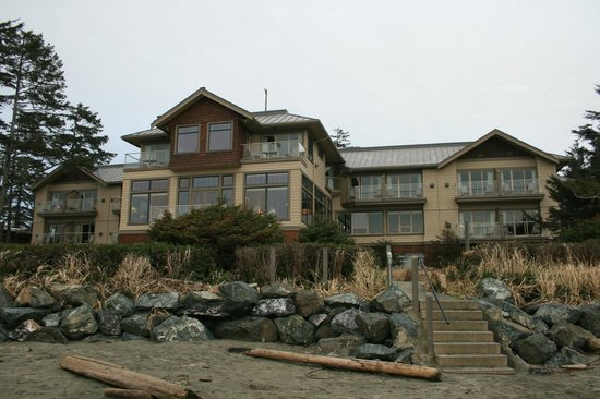Long Beach Lodge Resort:                   Lodge again