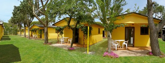 Ca' Berton Village: bungalow gold