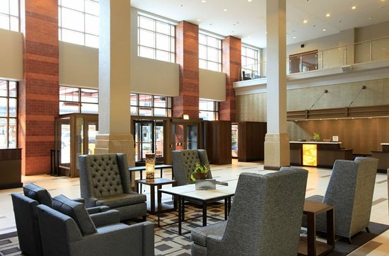 Embassy Suites by Hilton Chicago Downtown: New Lobby