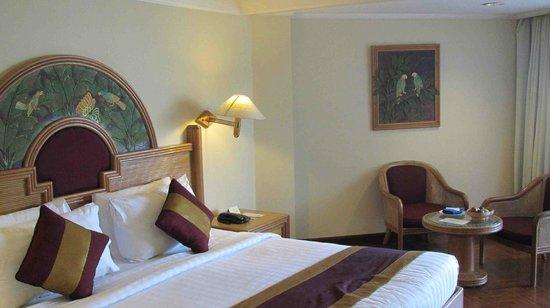 Prama Sanur Beach Bali:                   hotel room