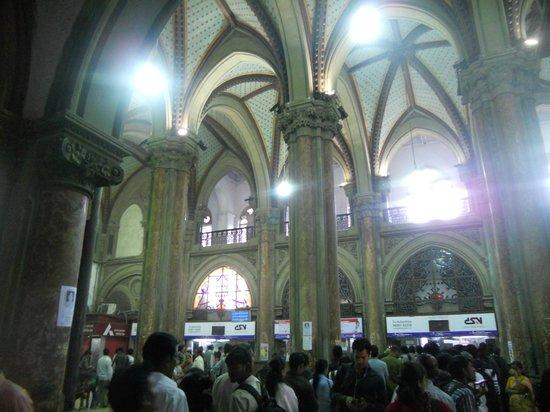 Model - Picture of Chhatrapati Shivaji Terminus, Mumbai ...  Model - Picture...