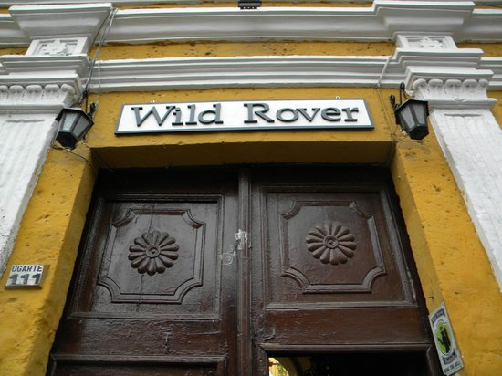 Wild Rover Backpackers