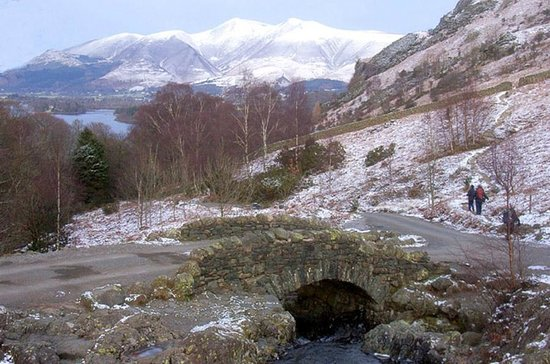 Brookfield B&B:                   Ashness Bridge