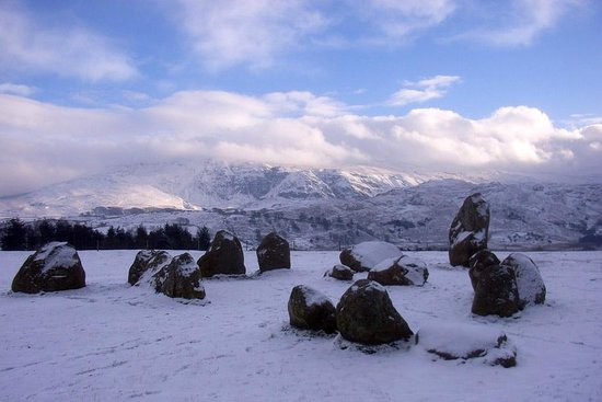 Brookfield B&B :                   Castlerigg Stone Circle