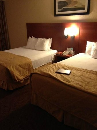 BEST WESTERN Lake Buena Vista Resort Hotel:                   Bedroom