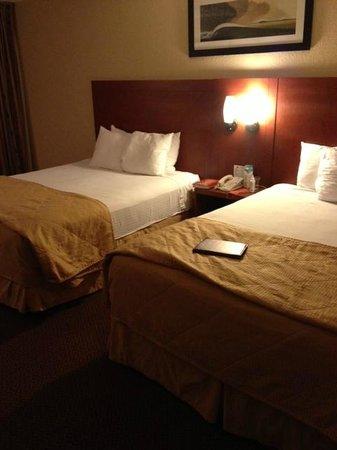 Best Western Lake Buena Vista - Disney Springs Resort Area:                   Bedroom