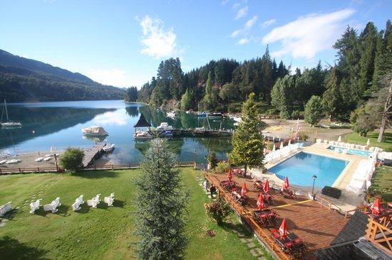 Bahia Manzano Resort:                   Pool at Resort