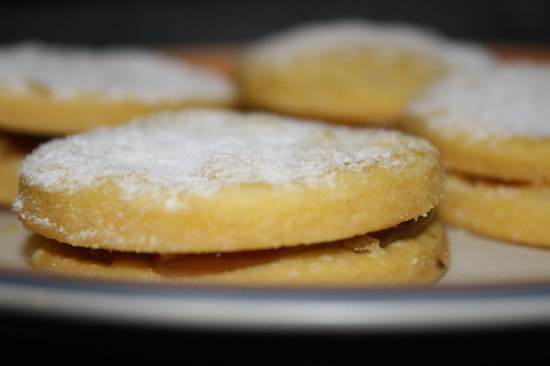 Maki's: Alfajores- a typical Argentinian cookie