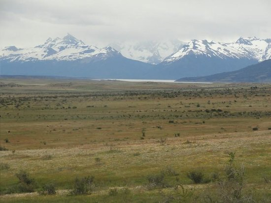 EOLO - Patagonia's Spirit:                   View from EOLO