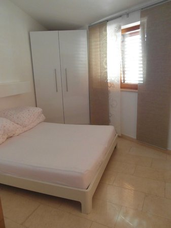 Villa Kleiner: Schlafzimmer