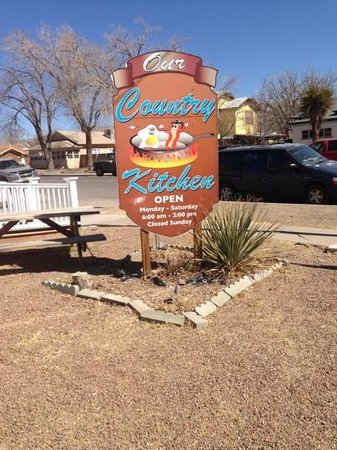 Our Country Kitchen Alamogordo Nm