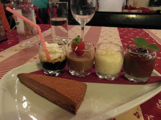 Vrsar, كرواتيا:                   Schokoladenvariation                 