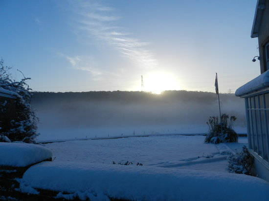 Ford House Farm: A winters day