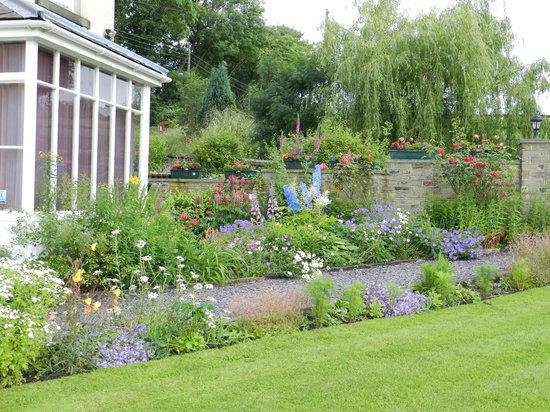Ford House Farm: our garden