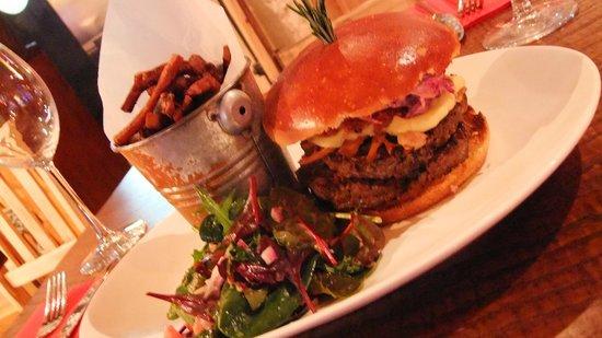 Jack Spratt: Primo Burger