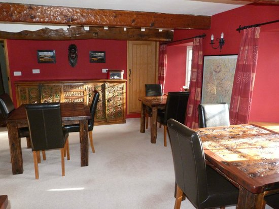 Lowthwaite B & B: Breakfast and dining room