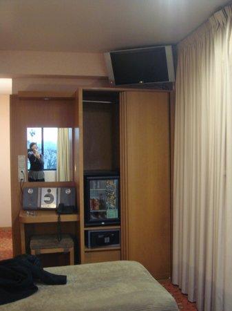 Botanico Hotel:                   Quarto