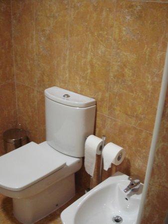 Botanico Hotel:                   Banheiro