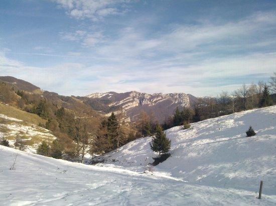 Rifugio Monte Baldo: passeggiata