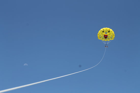 Sky's The Limit Parasail