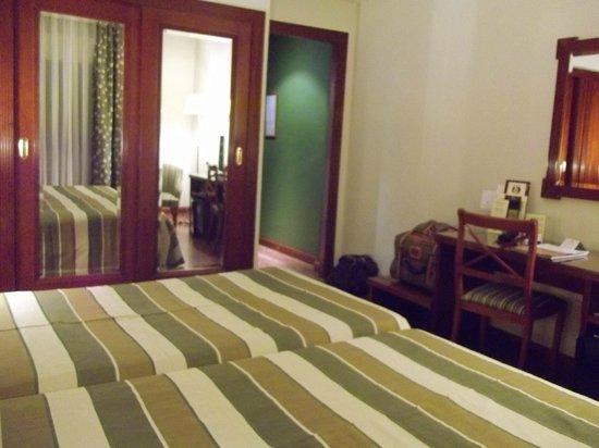 Torremangana Hotel: habitación
