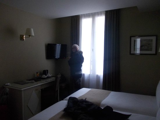 Acacias Etoile Hotel: arrivo