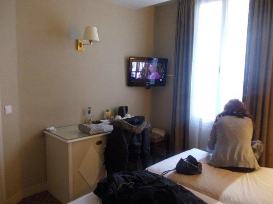 Acacias Etoile Hotel: momenti relax