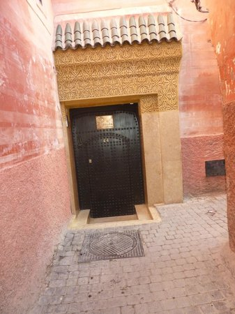 Riad Kheirredine:                   Behind this door is a welcome you won't find anywhere else.