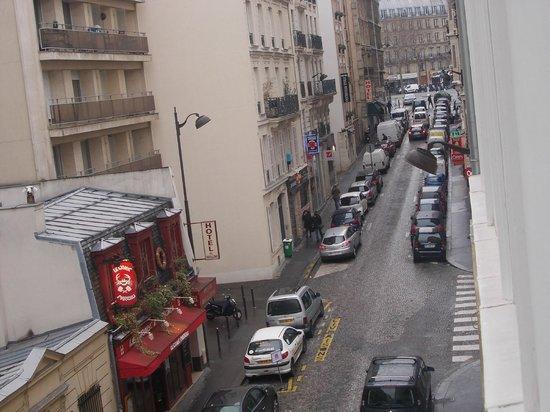 Acacias Etoile Hotel: dalla mia finestra....