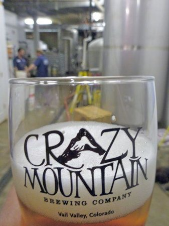 Crazy Mountain Brewing Company:                   CMB