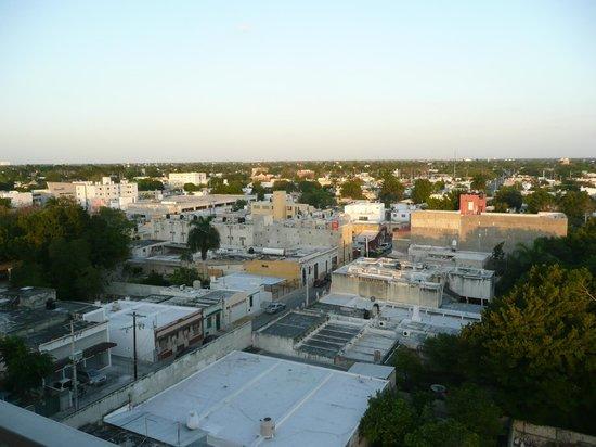 Hotel El Conquistador: Zimmeraussicht