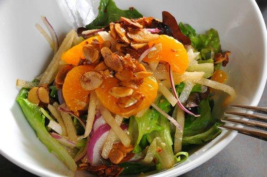 Asian Rim: Ginger Miso Salad