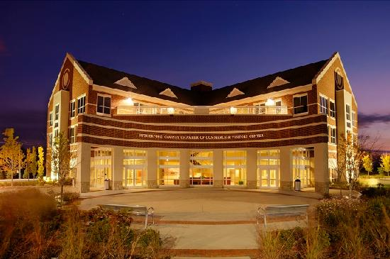 Murfreesboro, TN:                   Rutherford County Chamber of Commerce & Visitors Center