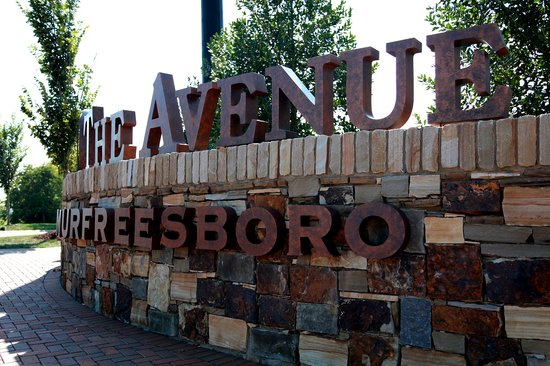 The Avenue Murfreesboro - largest outdoor shopping venue in Tennessee