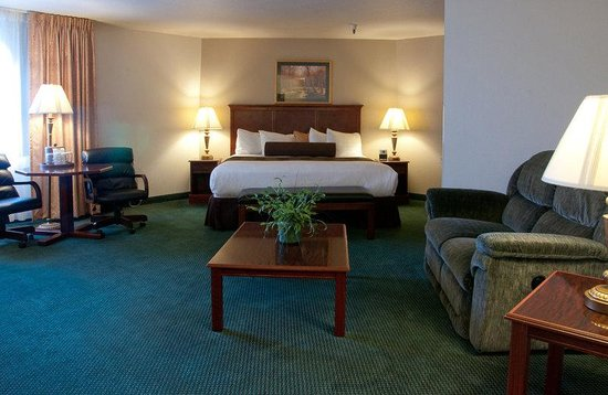 BEST WESTERN PLUS Mill Creek Inn: Honeymoon Suite