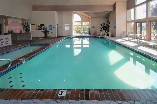 BEST WESTERN PLUS Mill Creek Inn: Indoor Swimming Pool