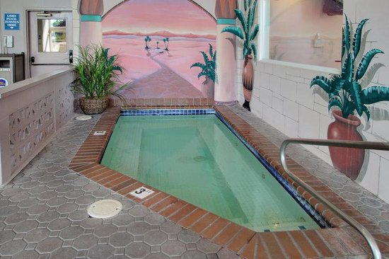 BEST WESTERN PLUS Mill Creek Inn: Hot Tub