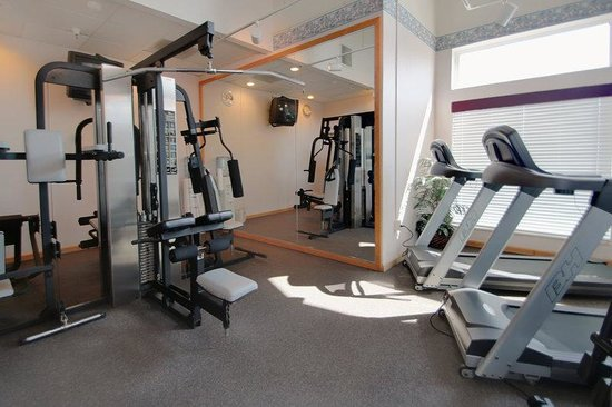BEST WESTERN PLUS Mill Creek Inn: Fitness Room