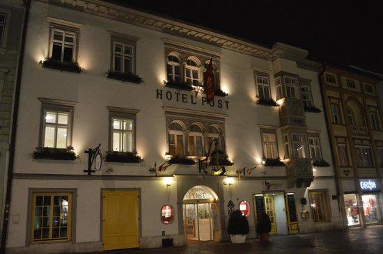 Romantik Hotel Post: Außenansicht